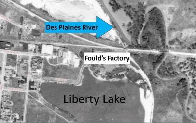 1938 Libertyville Floods