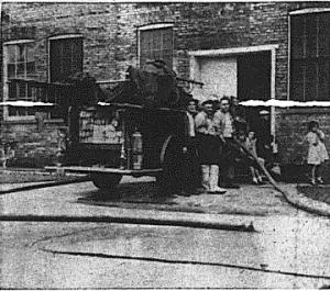 Fould's flood 1938