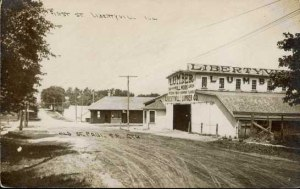 Libertyville Lumber Company on First Street
