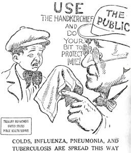 influenza cartoon national
