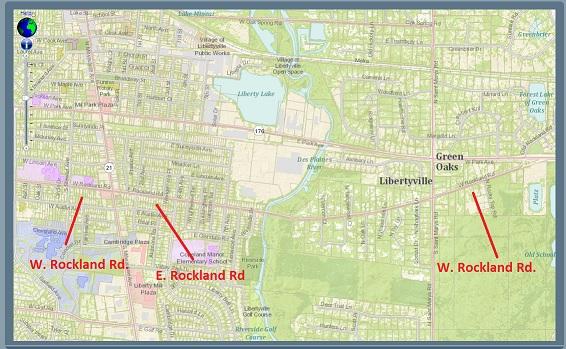W-E-W Rockland Rd
