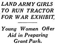 Chicago Tribune, August 28, 1918, p.3