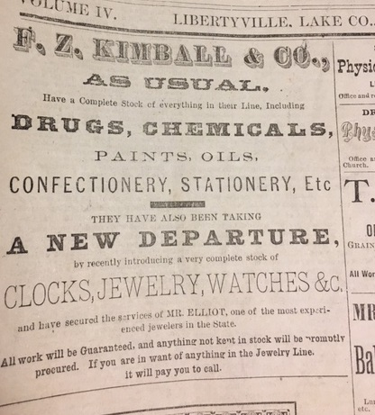 The Oldest Drug Store in Town (Part 1)