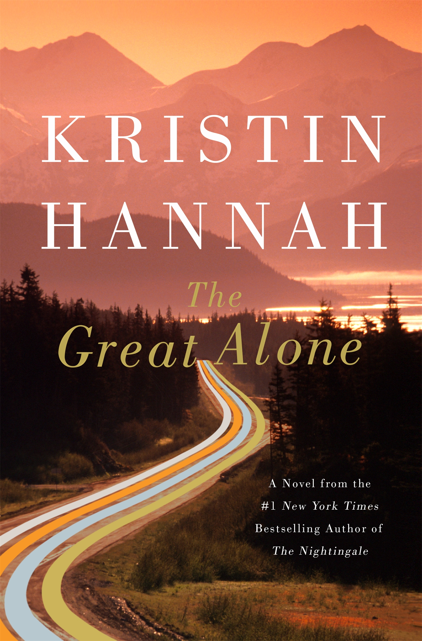 Jo's Pick of the Week: The Great Alone by Kristin Hannah