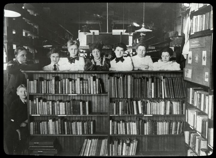 National Library Week – What does a librarian do?