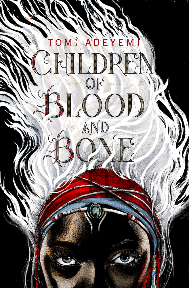 Ellen's Pick of the Week: Children of Blood and Bone by Tomi Adeyemi