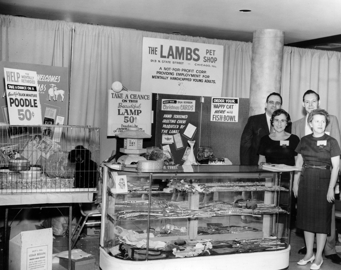 Gentle as Lambs: A history of Lambs Farm, 1961-Present. Part one.