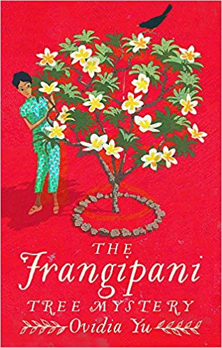 Erica's Pick of the Week: The Frangipani Tree Mystery