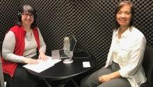 Suzanne Slade Podcast Recording
