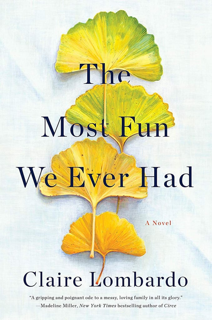 Jo's Pick of the Week: The Most Fun We Ever Had by Claire Lombardo