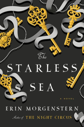 Ellen's Pick of the Week: The Starless Sea by Erin Morgenstern