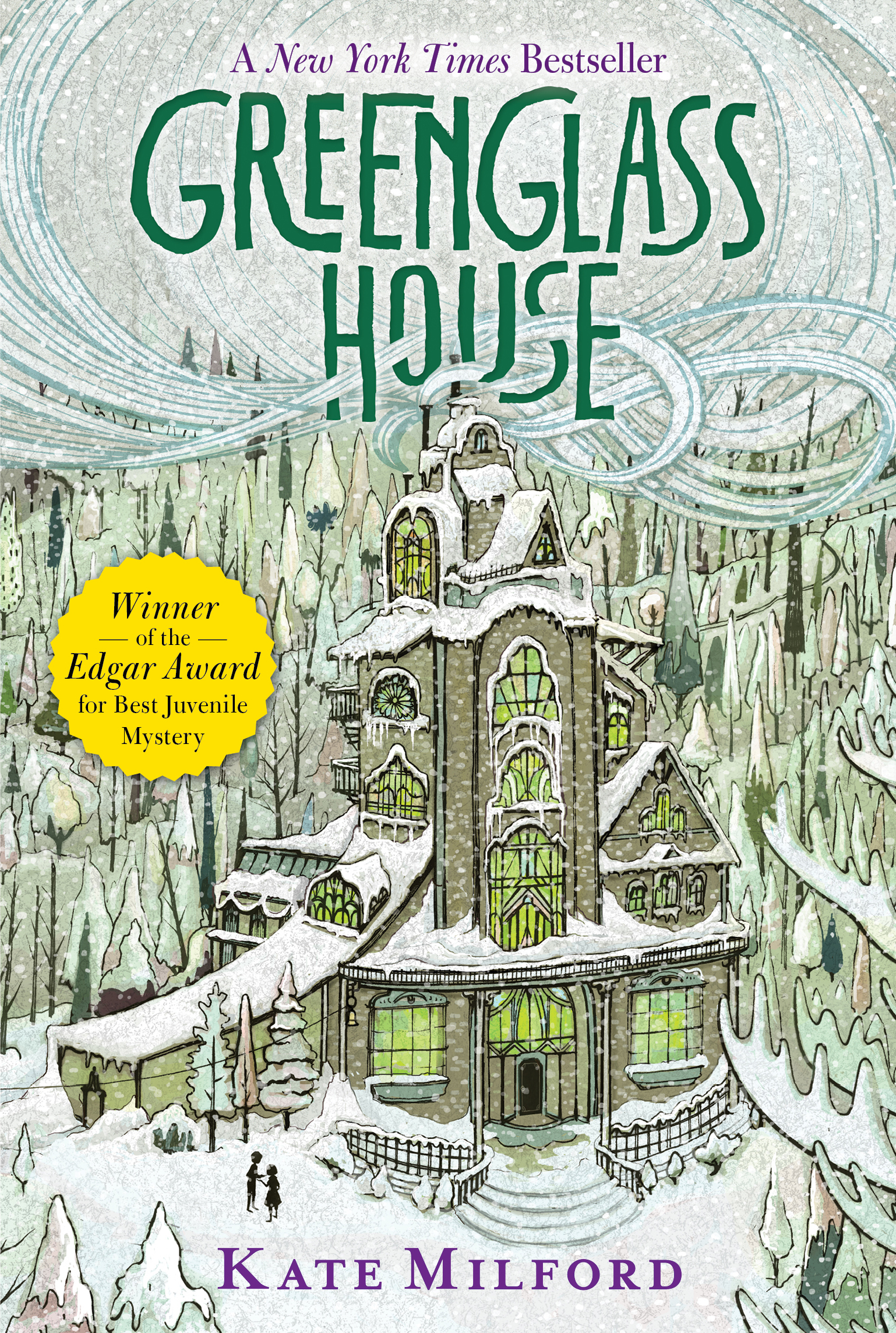 Erica's Pick of the Week: Greenglass House