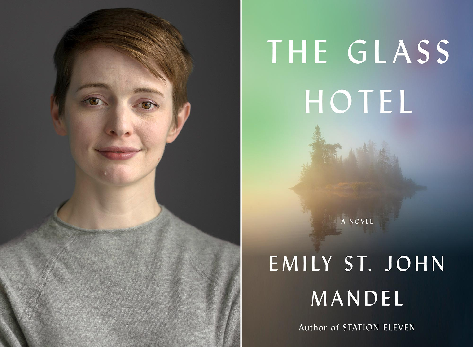 Ellen's Pick of the Week: The Glass Hotel by Emily St. John Mandel