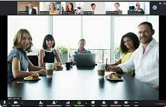 Staying Connected on Zoom