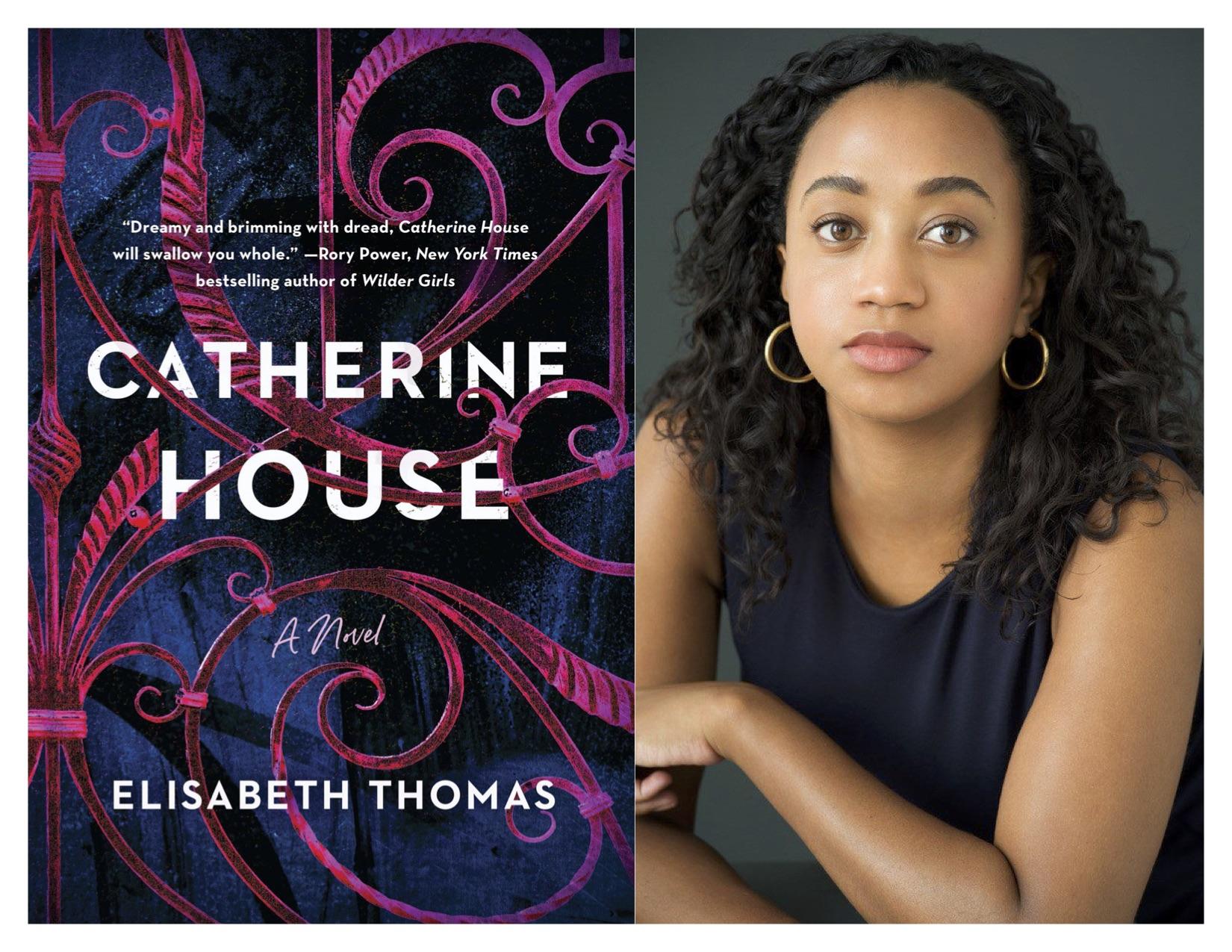 Emily's Pick of the Week: Catherine House by Elisabeth Thomas