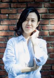 Picture of the author, Cho Nam-Joo