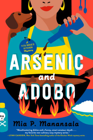 Erica's Pick Of the Week: Arsenic & Adobo