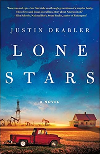 Andrea's Pick of the Week: Lone Stars by Justin Deabler